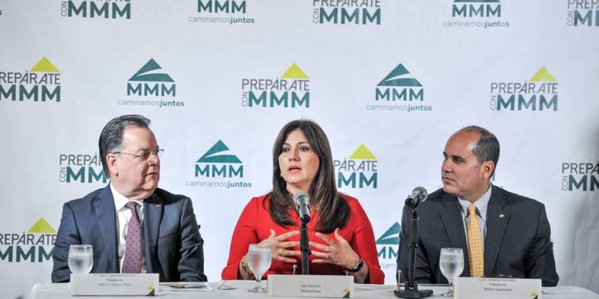 MMM inicia campaña de prevención a beneficio de la salud de los adultos mayores durante la temporada de huracanes