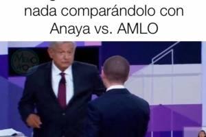Memes del debate, INE, AMLO, BRONCO, ANAYA