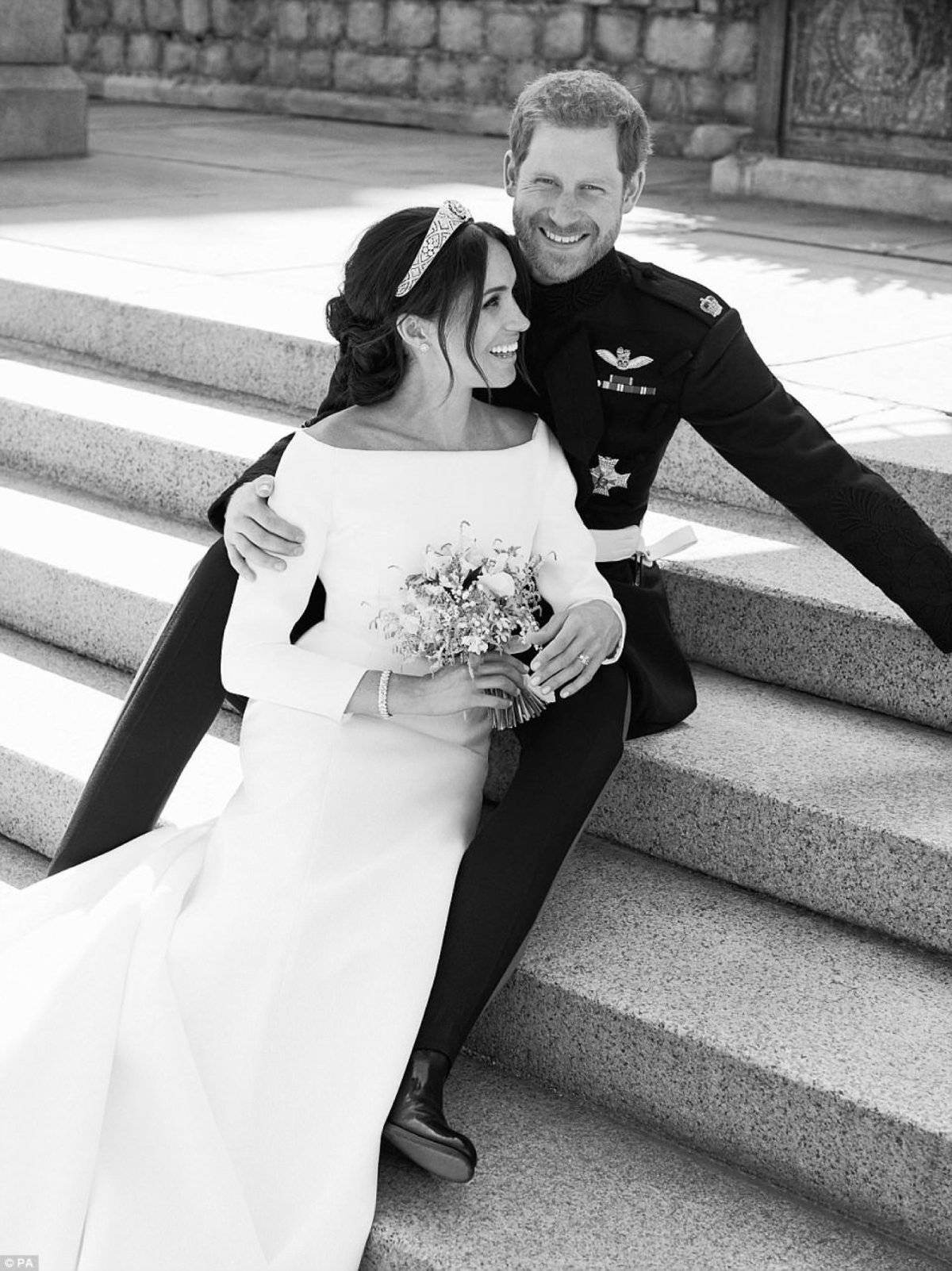 Harry Meghan Foto oficial