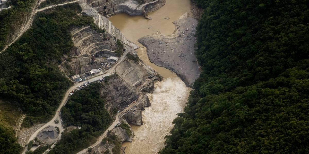 Alerta por flujo de agua en el tercer túnel, el que causó la emergencia en Hidroituango