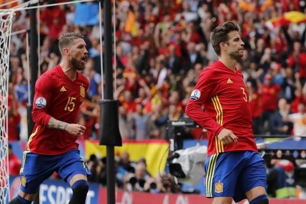 Lista de convocados de España Mundial Rusia 2018
