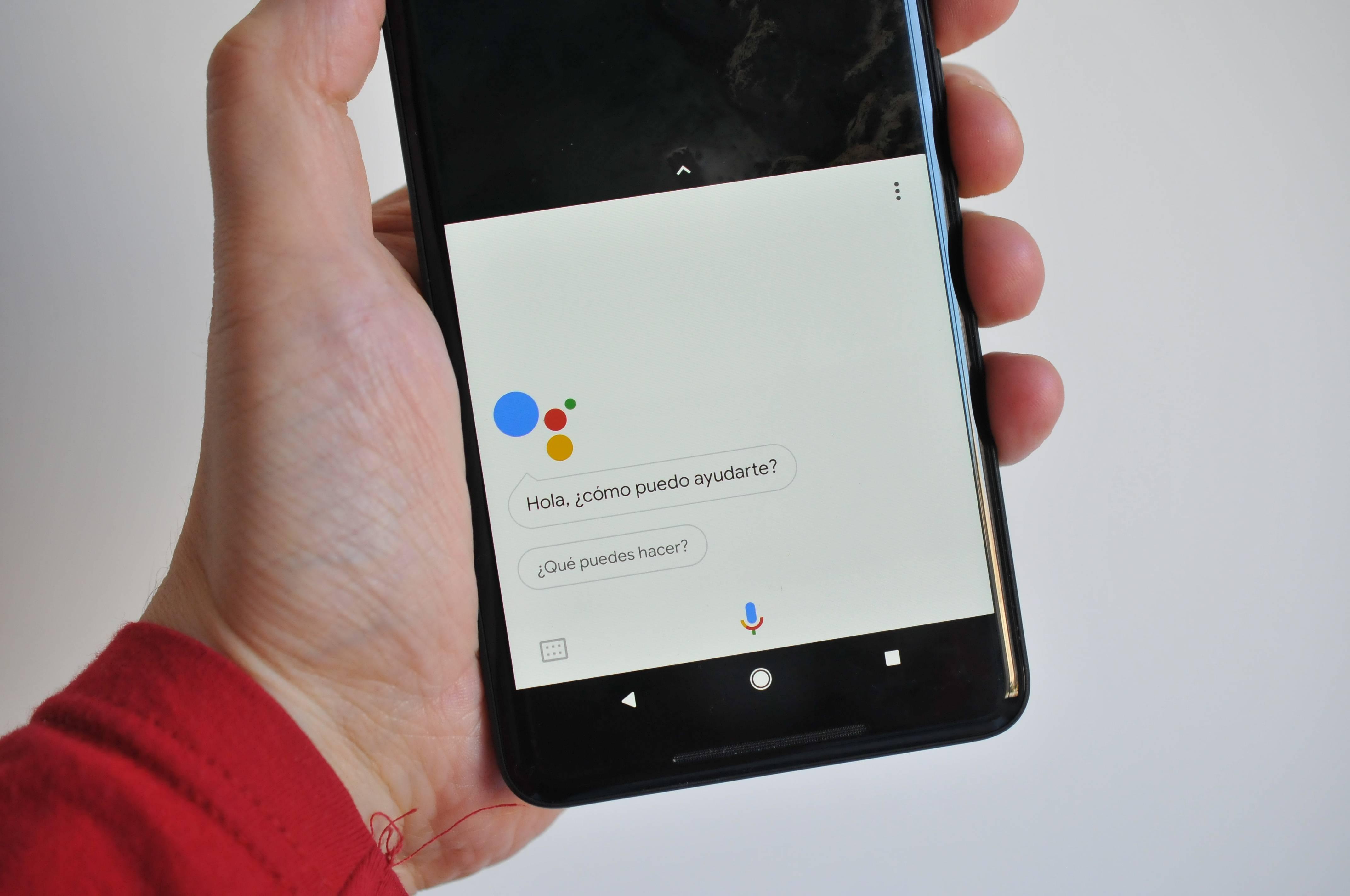 Google admite que escucha la voz de los usuarios a través del asistente de voz