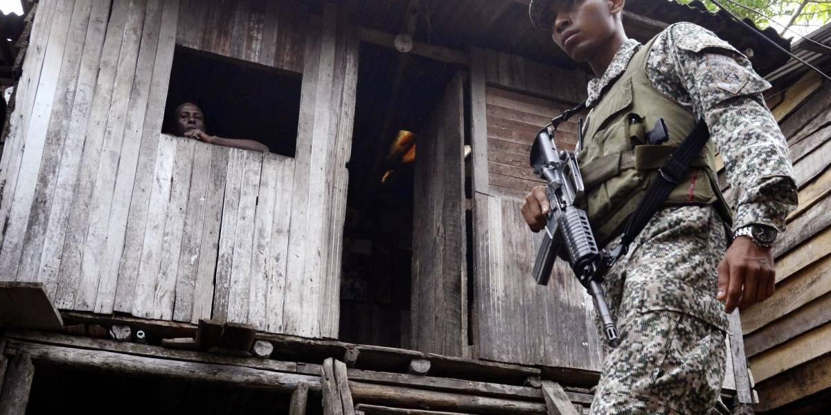 Identificaron al cuarto y último militar desaparecido en Buenaventura