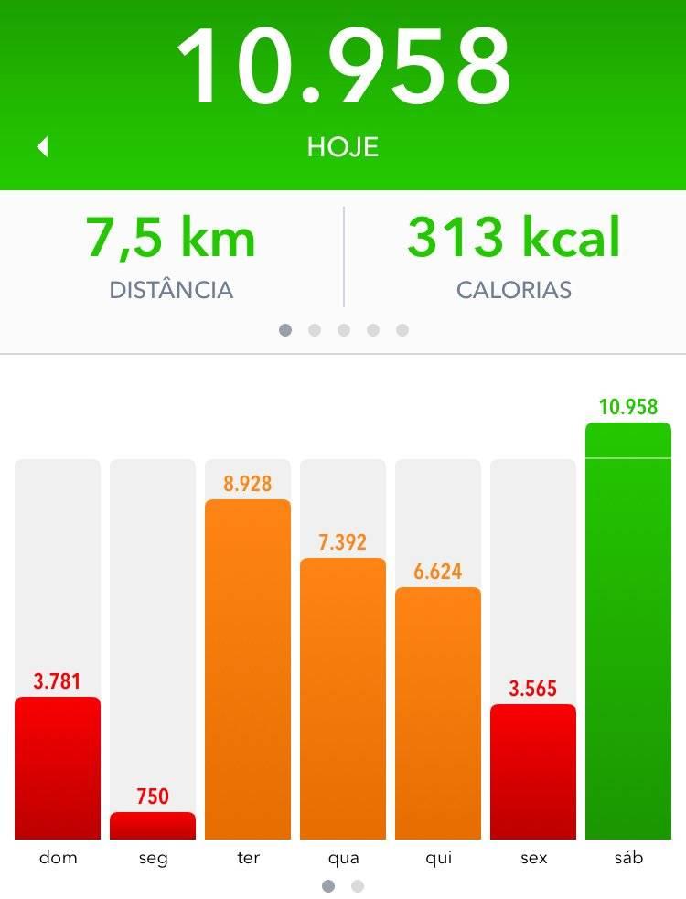 aplicativo caminhar