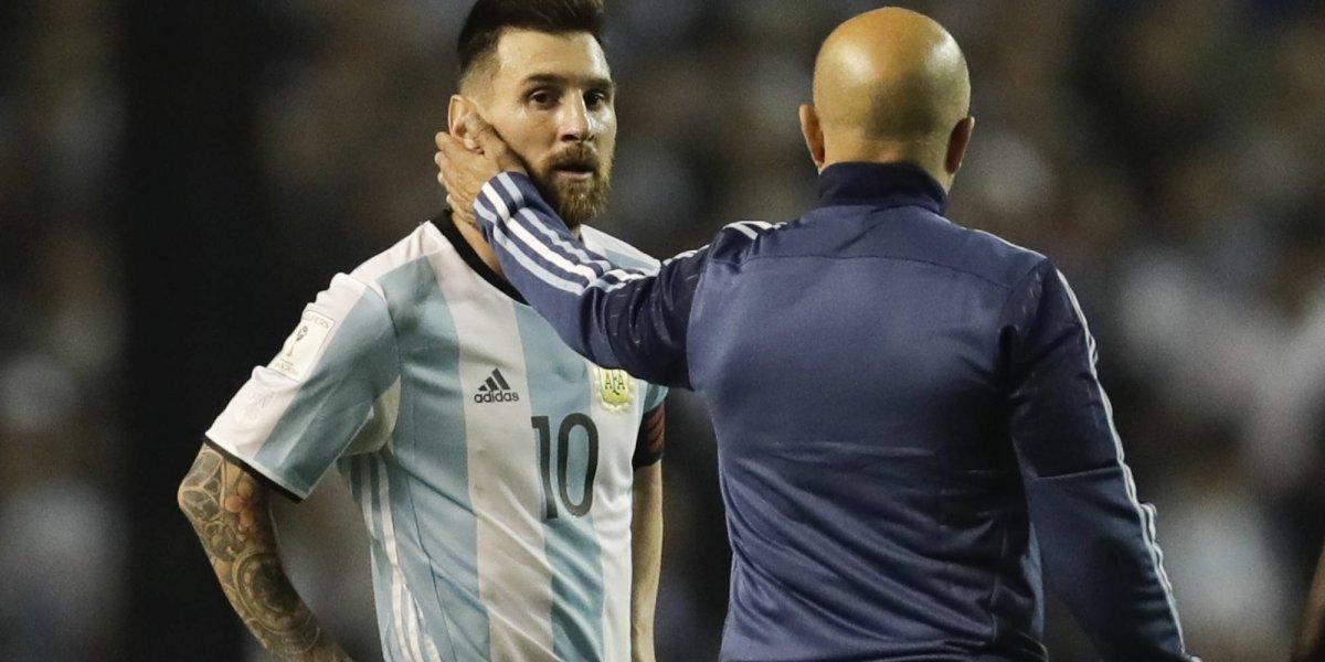Con Messi de líder: Sampaoli dio a conocer la lista final de Argentina para el Mundial de Rusia 2018