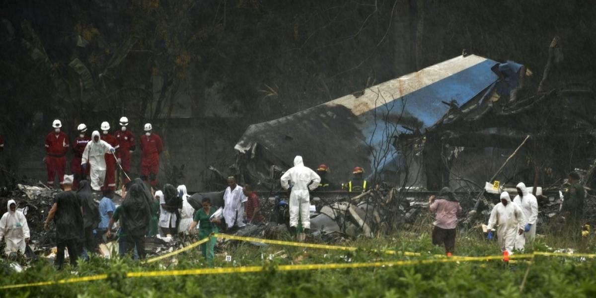 México suspende actividades con empresa de avión accidentado en Cuba