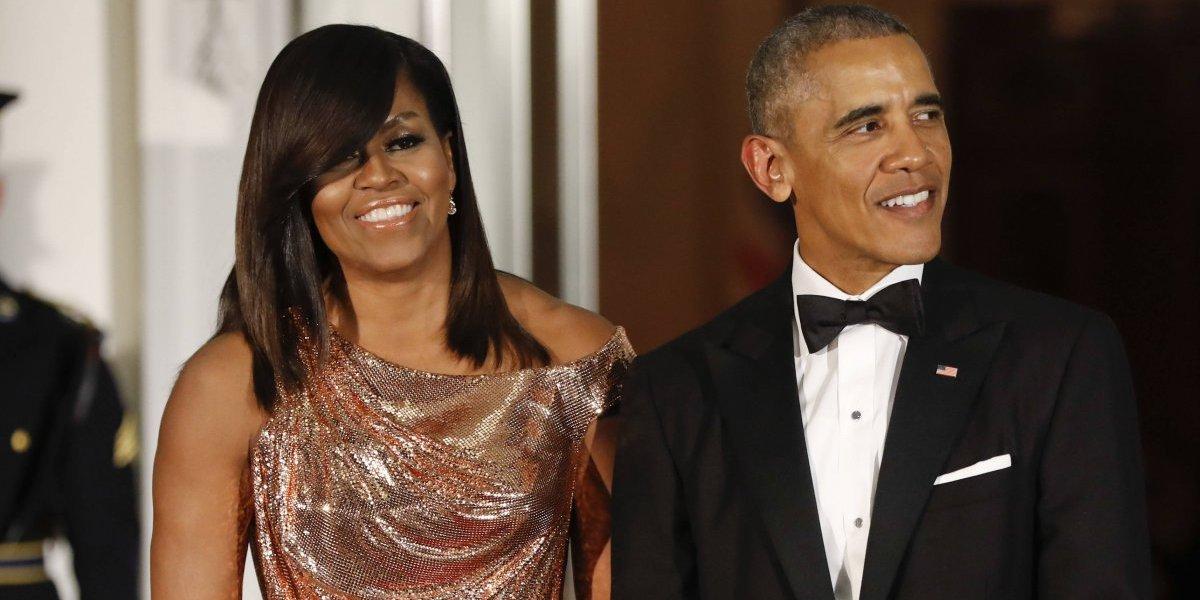 Netflix firma contrato con Barack y Michelle Obama
