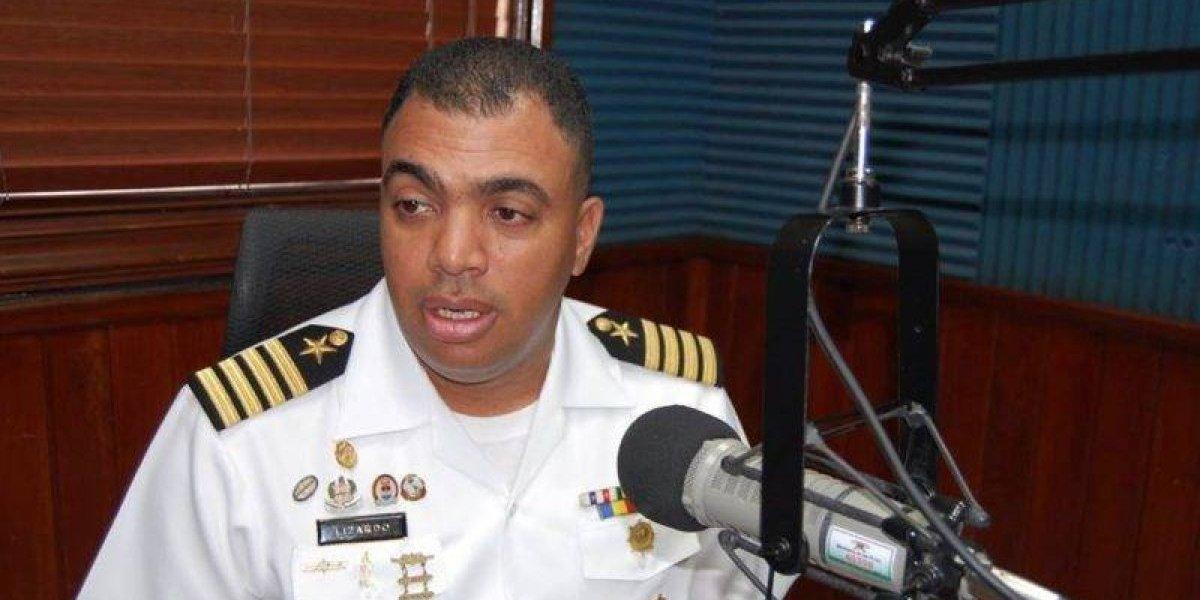 Desconocidos hieren vocero de Armada Dominicana y a su hijo en intento asalto