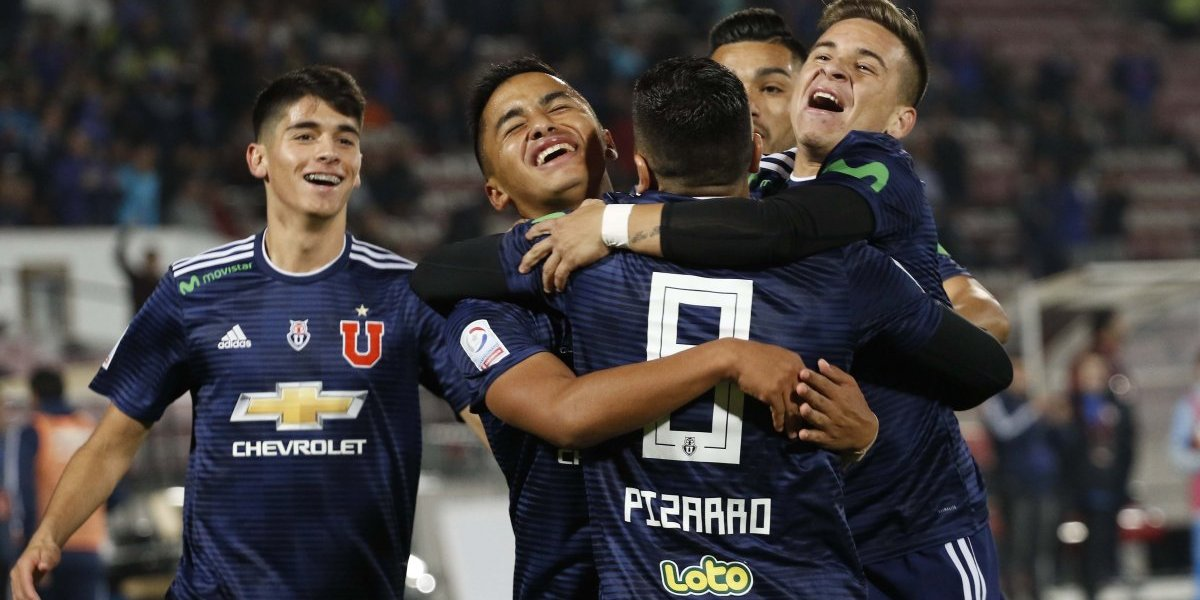 Valencia define la formación de la U para enfrentar a Vasco da Gama por Copa Libertadores