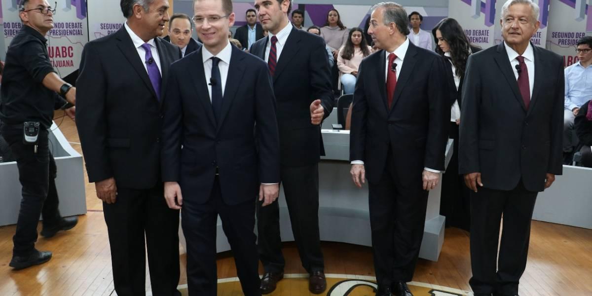 INE destinó casi un mdp para moderadores de debates presidenciales