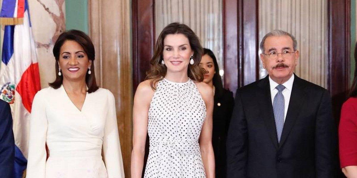 La reina Letizia de visita en República Dominicana con una agenda solidaria