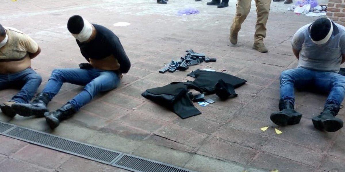 Confirman seis detenidos tras atentado contra ex fiscal de Jalisco