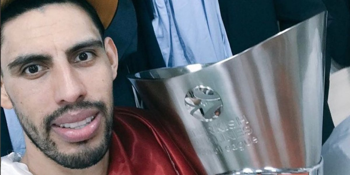 'Le dedico esta Euroliga a todos los aficionados de México': Gustavo Ayón