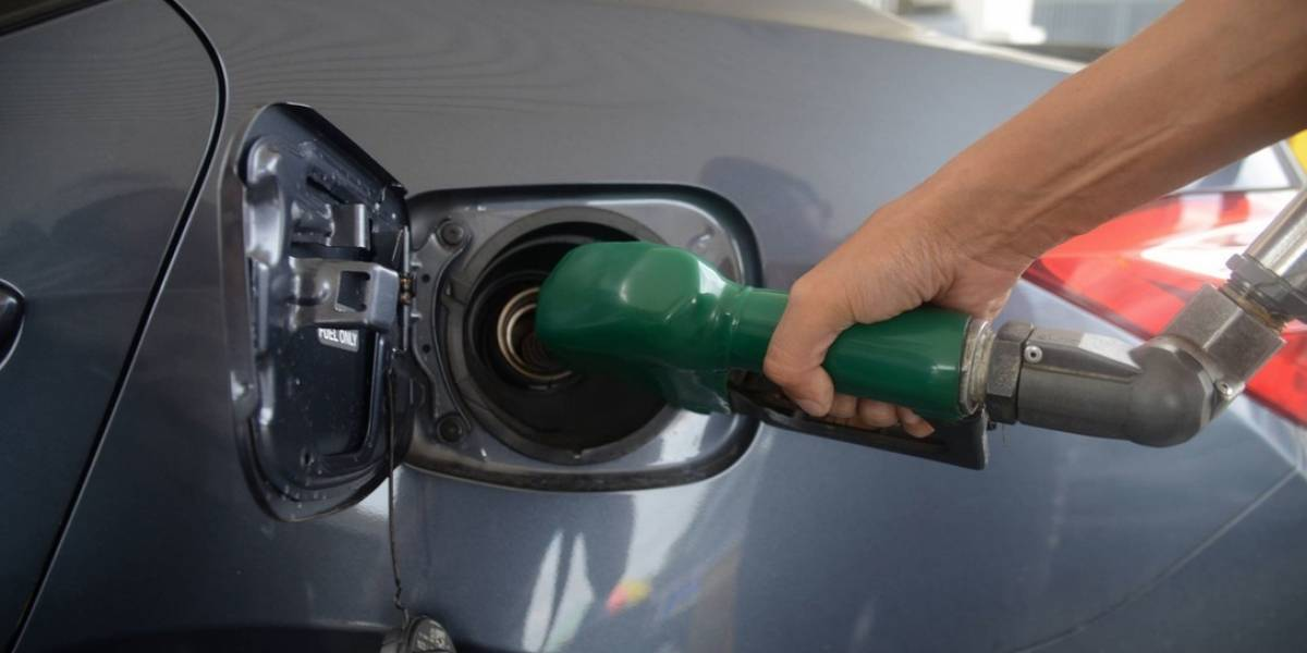 Los precios de la gasolina y combustibles reportan un descenso