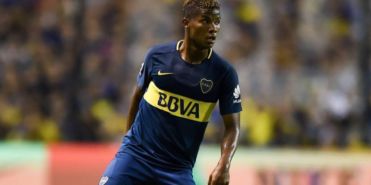 Wilmar Barrios sería compañero de Dávinson Sánchez en el Tottenham de Inglaterra