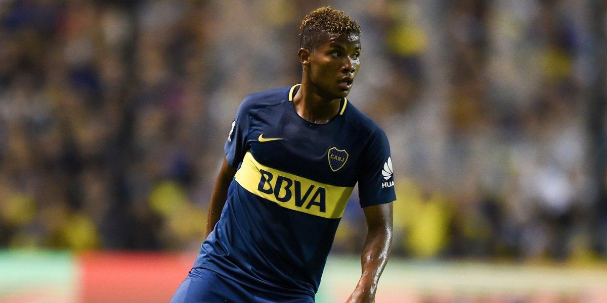 En Argentina dicen que no, pero en Inglaterra acercan a Barrios al Tottenham