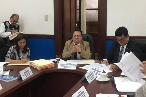 Castañón espera conseguir la mayoría de firmas de respaldo.