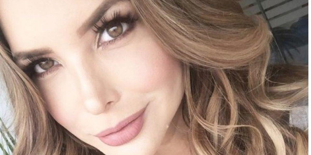 Érika Vélez recibió premio a mejor actriz y su novio la felicita en Instagram