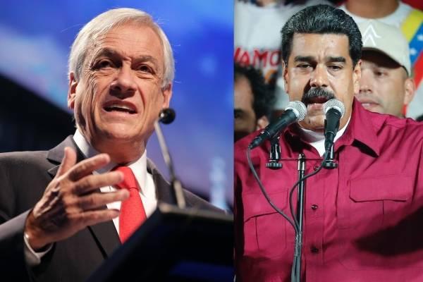 Piñera Maduro