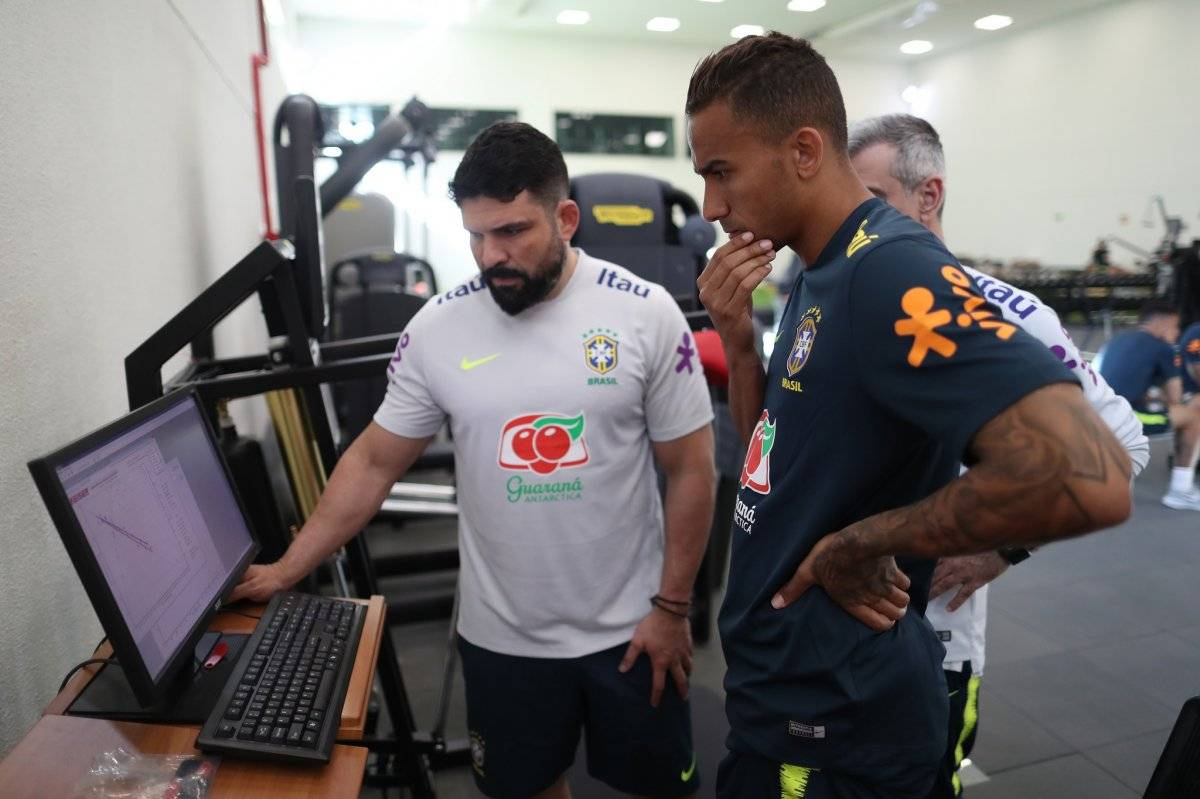 Danilo Lucas Figueiredo/CBF
