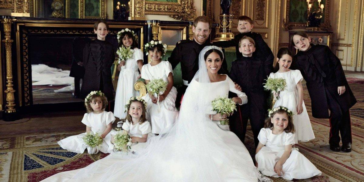 Primeras fotos oficiales de los Duques de Sussex