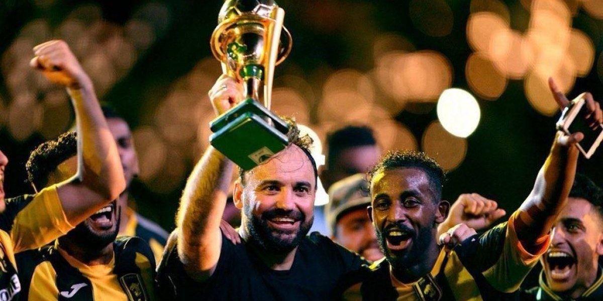 José Luis Sierra dejó de ser el entrenador de Al-Ittihad de Arabia Saudita