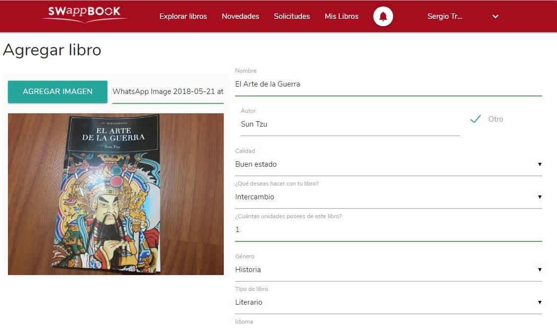 Colombia: Es hora de intercambiar tus libros con la plataforma Swappbook