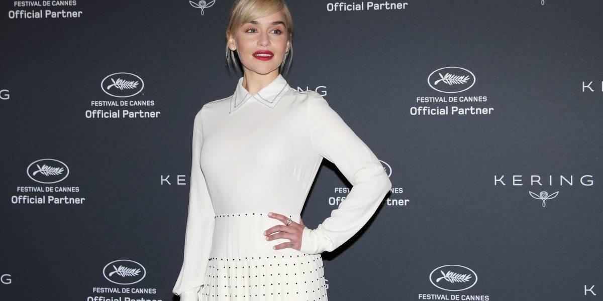 Emilia Clarke asegura que HBO grabó múltiples finales de 'Game of Thrones'