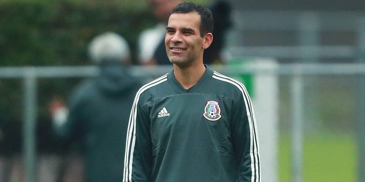 FIFA pone a Rafael Márquez como leyenda en el Mundial