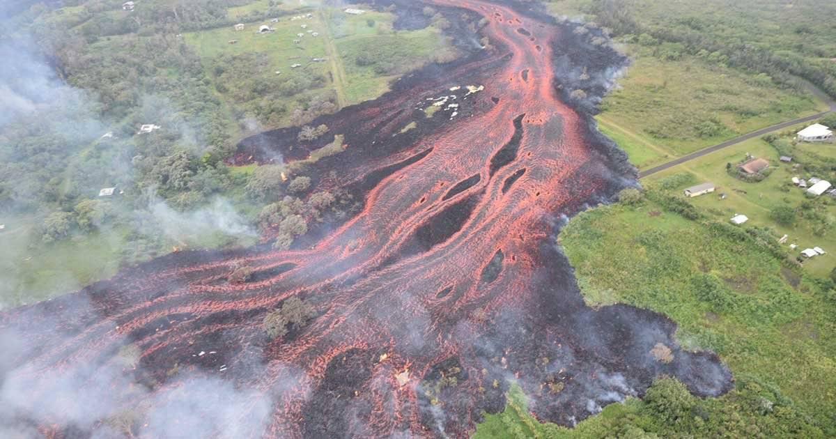 Foto: USGS/Handout via REUTERS