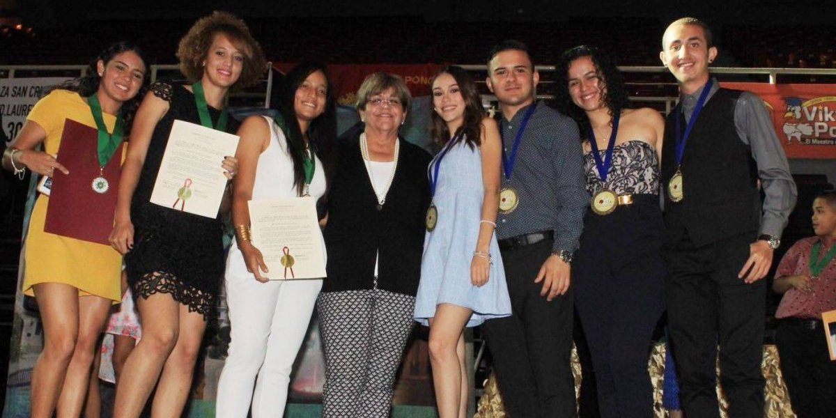 Alcaldesa de Ponce reconoce excelencia académica de 400 estudiantes