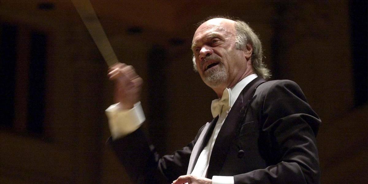 Maestro Julio Medaglia celebra seus 80 anos com concerto nesta segunda
