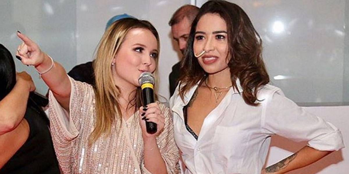 Celebridades homenageiam modelo Nara Almeida, morta nesta segunda aos 24 anos