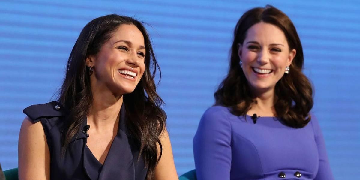 Confira o presente que Meghan Markle deu a Kate Middleton como lembrança de casamento