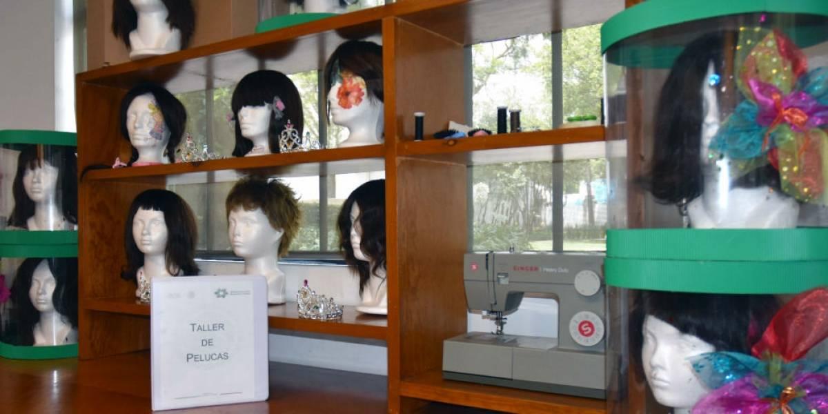 Crearán pelucas para niños y mujeres con cáncer
