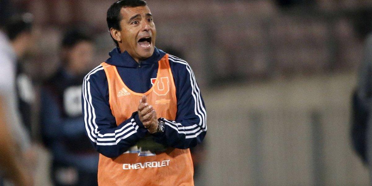 """Valencia descartó a Schultz ante Vasco y apunta: """"No vamos a especular, queremos asegurar la Sudamericana"""""""