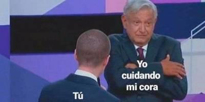Memes del segundo debate presidencial en México
