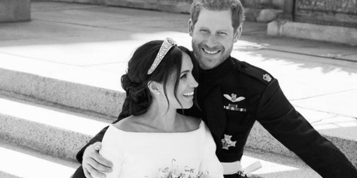 Estas son las fotos oficiales de la boda de los Duques de Sussex