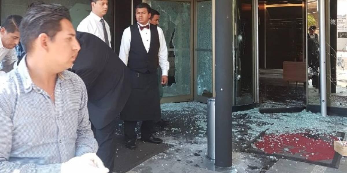 Balaceras en Guadalajara tras atentado contra el ex fiscal Nájera