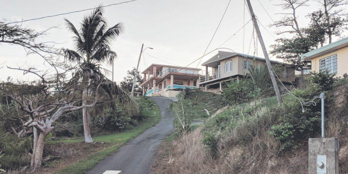 Barrio de Humacao cuenta con 0 % de energía eléctrica