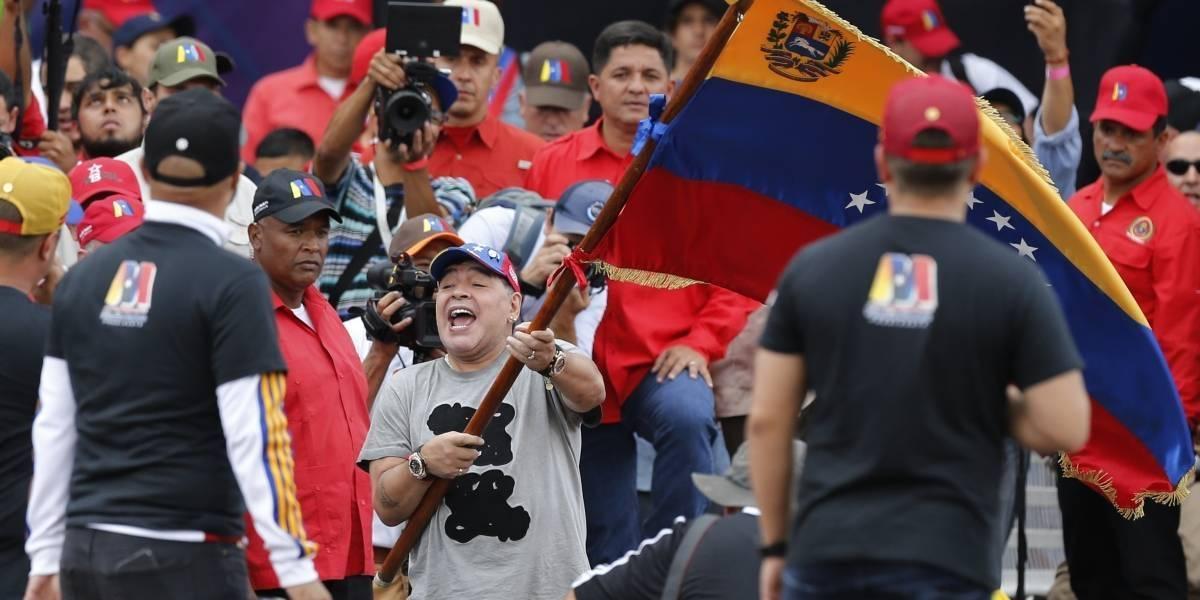 """Repudio por """"elecciones fake"""" que dieron triunfo a Maduro"""
