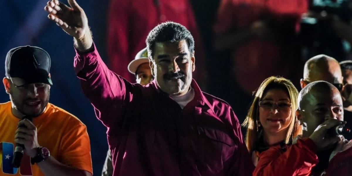 Venezuela, amenazada por más sanciones tras la reelección de Maduro