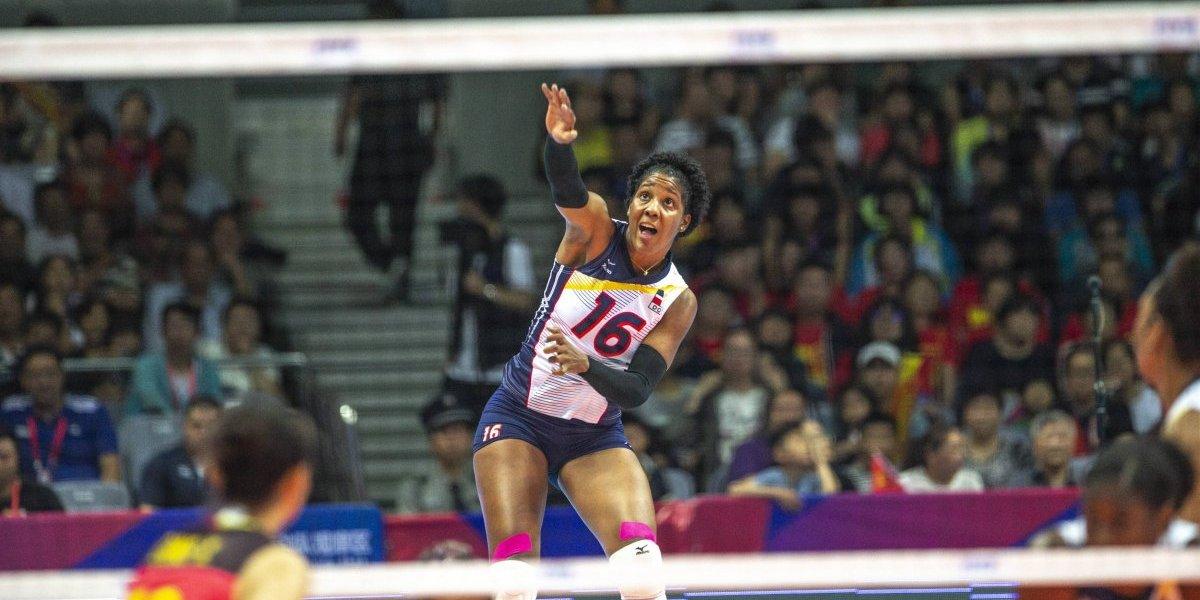 Reinas del Caribe buscan hoy primer triunfo en la Liga de Naciones