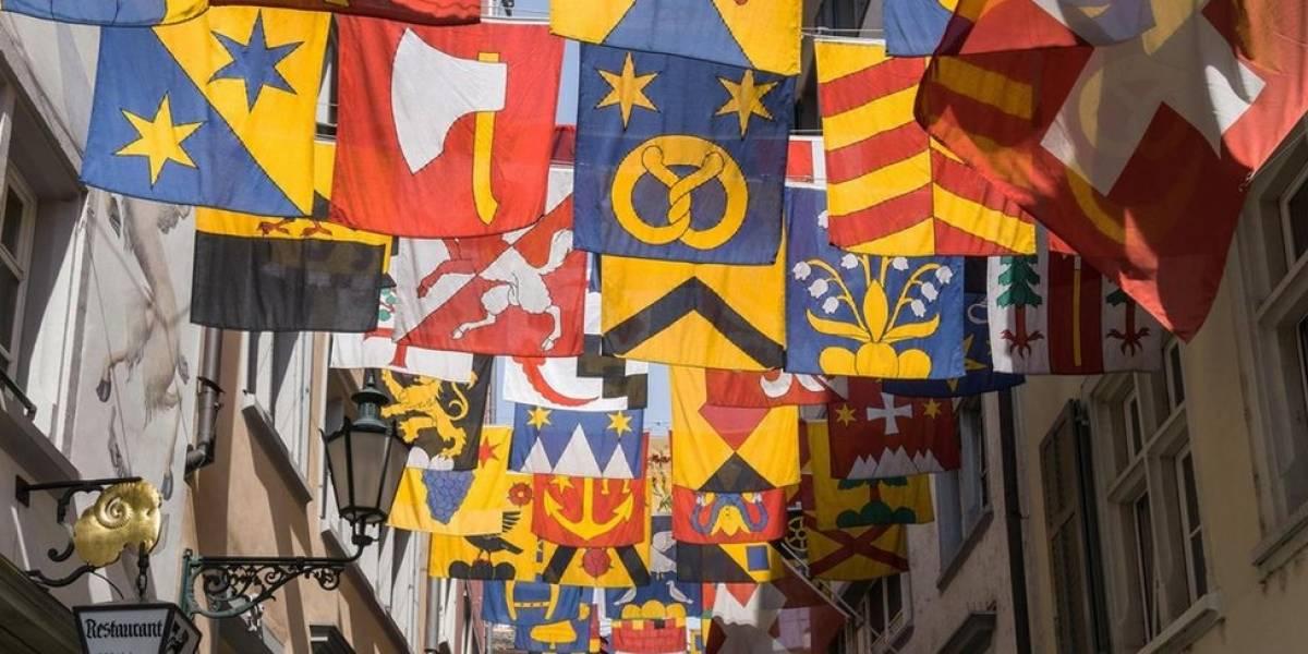 As invisíveis fronteiras linguísticas da Suíça