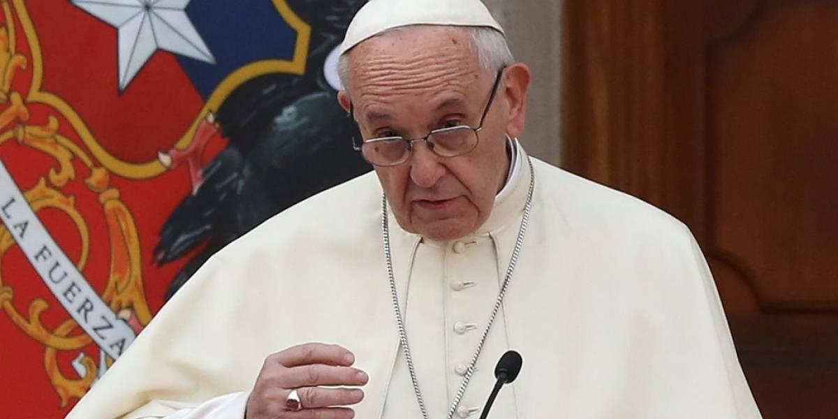 Papa Francisco recibirá en el Vaticano a segundo grupo de víctimas de Karadima: se trata de cinco sacerdotes