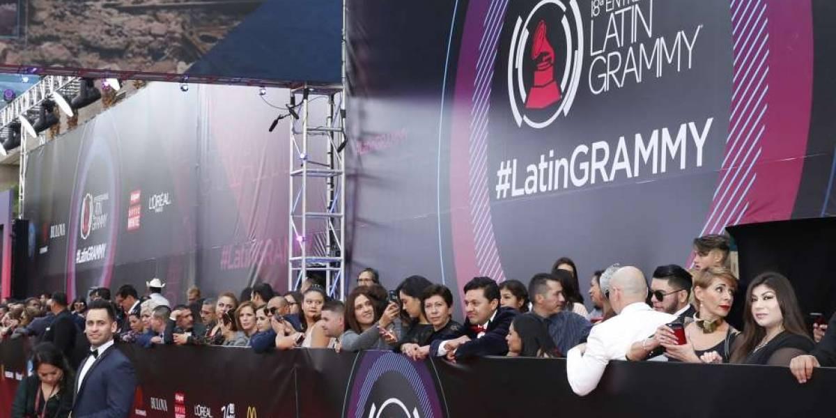 Univision transmitirá los Latin Grammy otros 10 años