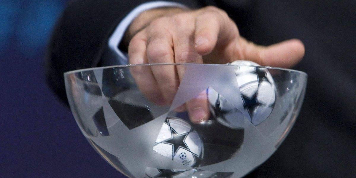 Así quedarán los bombos de la Champions League 2018-19