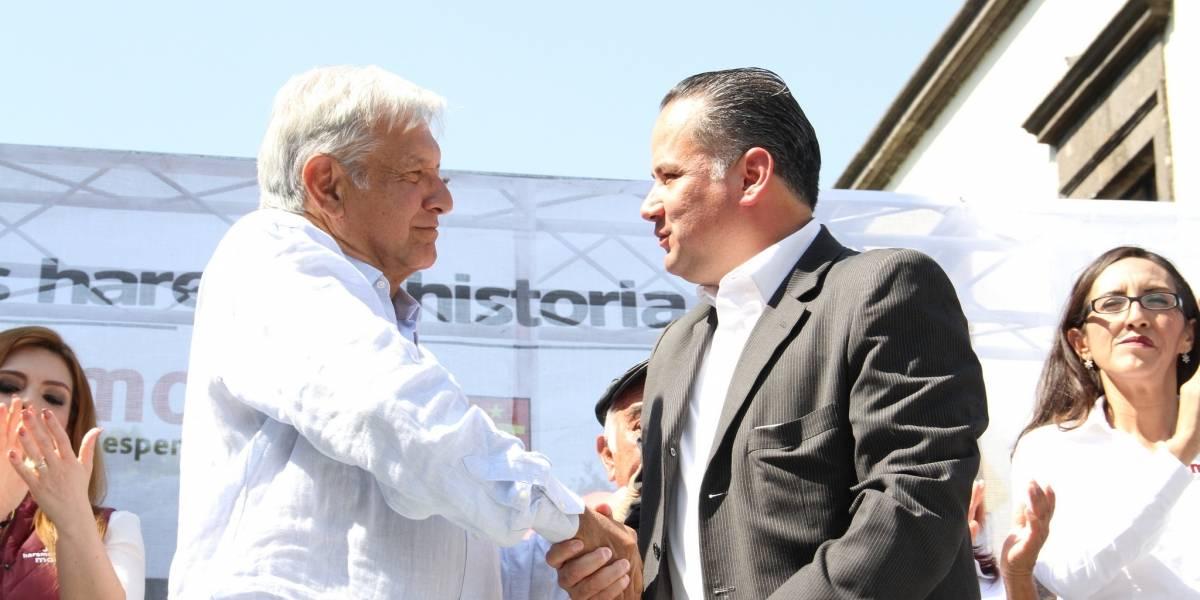 Santiago Nieto, ex titular de la Fepade se suma a la campaña de López Obrador