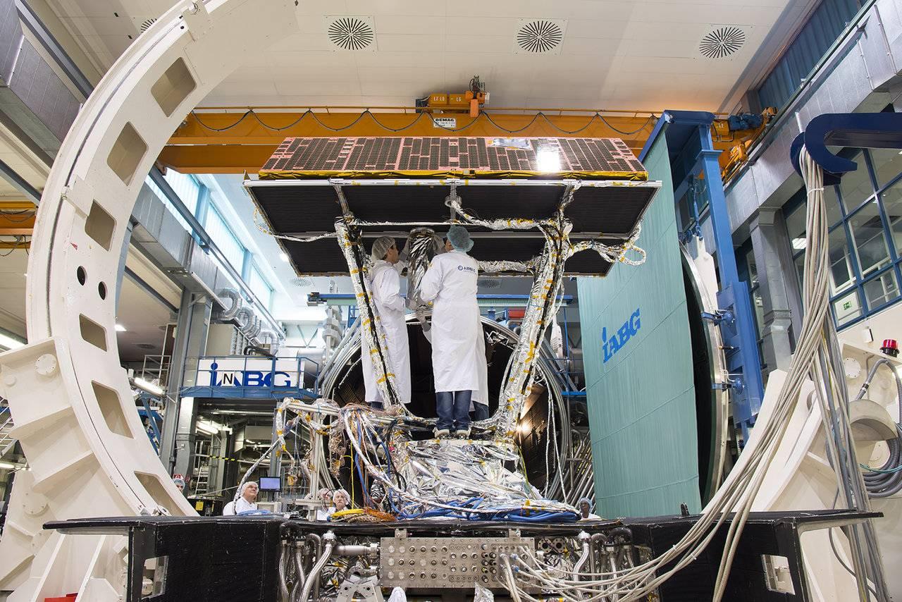 El satélite GRACE-FO de la NASA será lanzado hoy y cumplirá un papel muy importante en el estudio del cambio climático