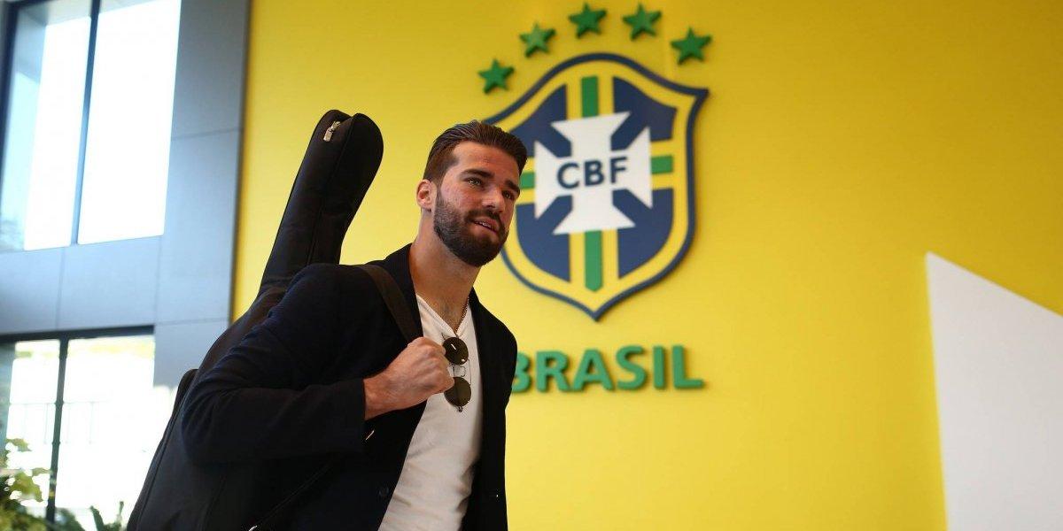 FOTOS: o segundo dia de preparação do Brasil para a Copa